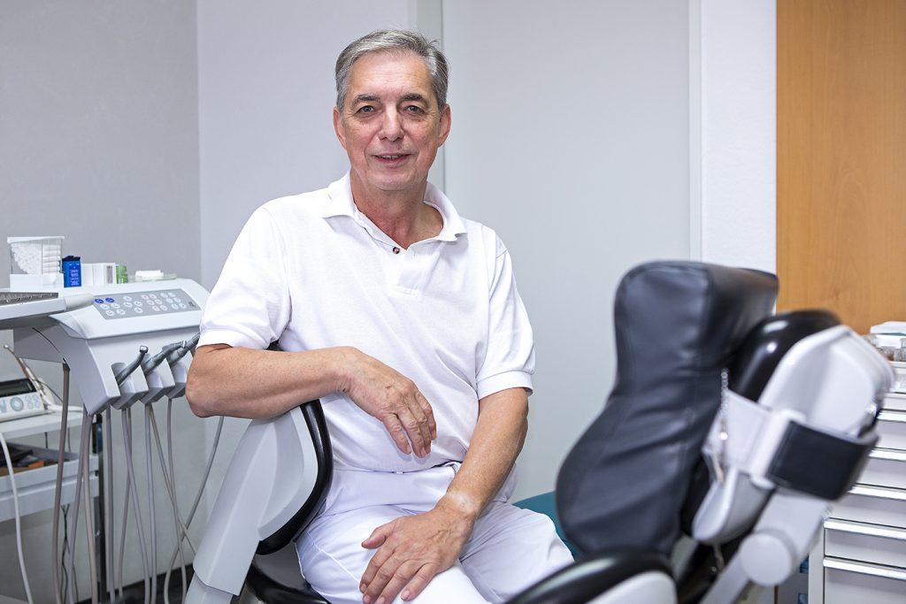 Dr. Randolf Chemnitius, Zahnarzt